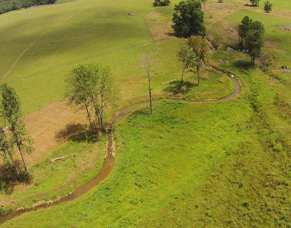 Foust Creek Mitigation Project