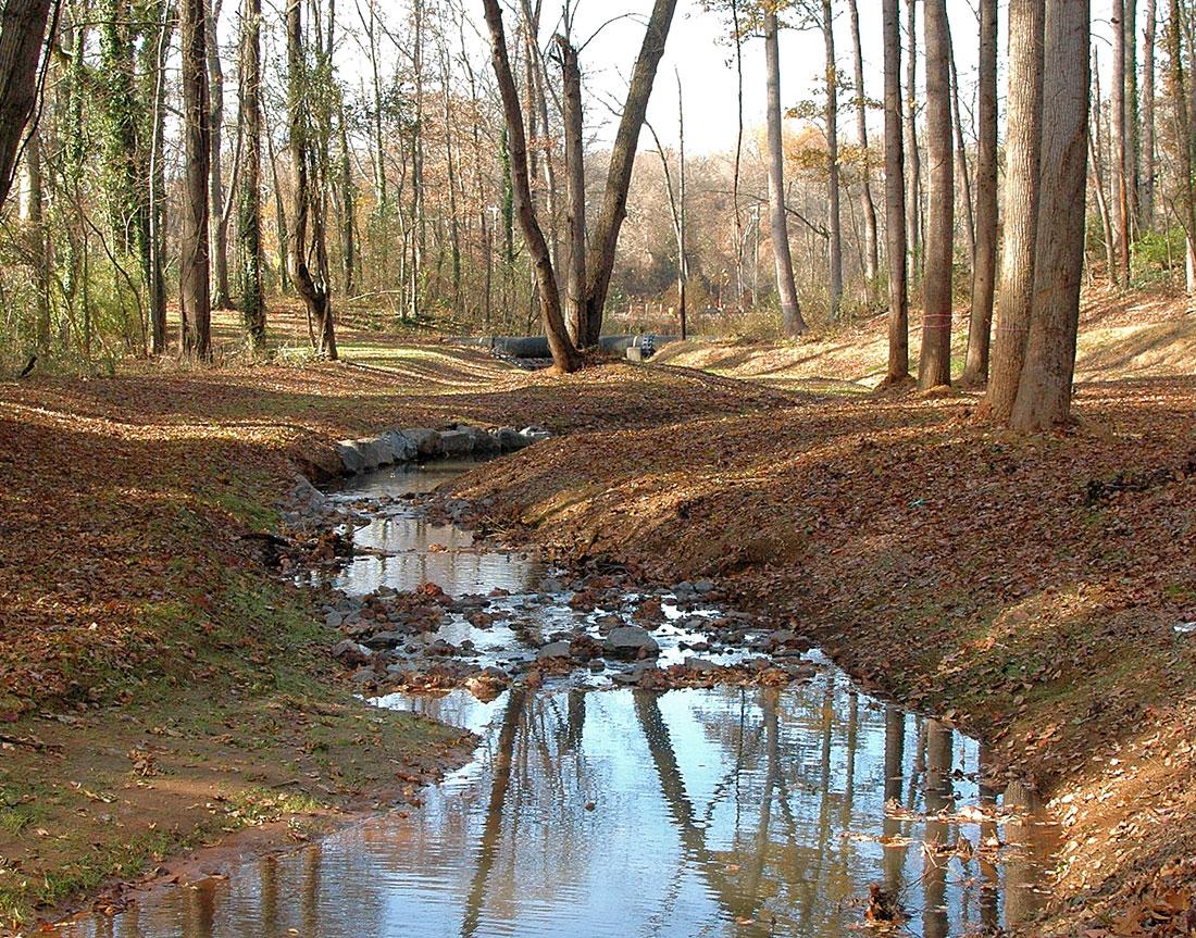 Glassy Creek Stream Restoration Project