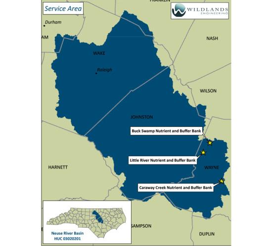 Neuse River Basin Mitigation Banks