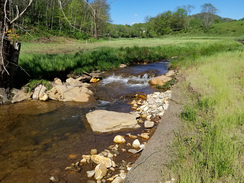 NC wetland mitigation, NC stream mitigation