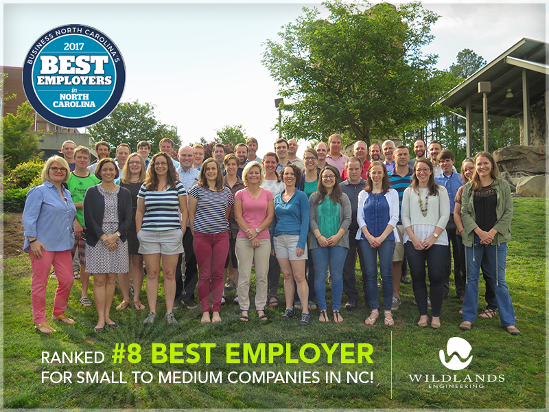 NC top employer, Environmental Engineering
