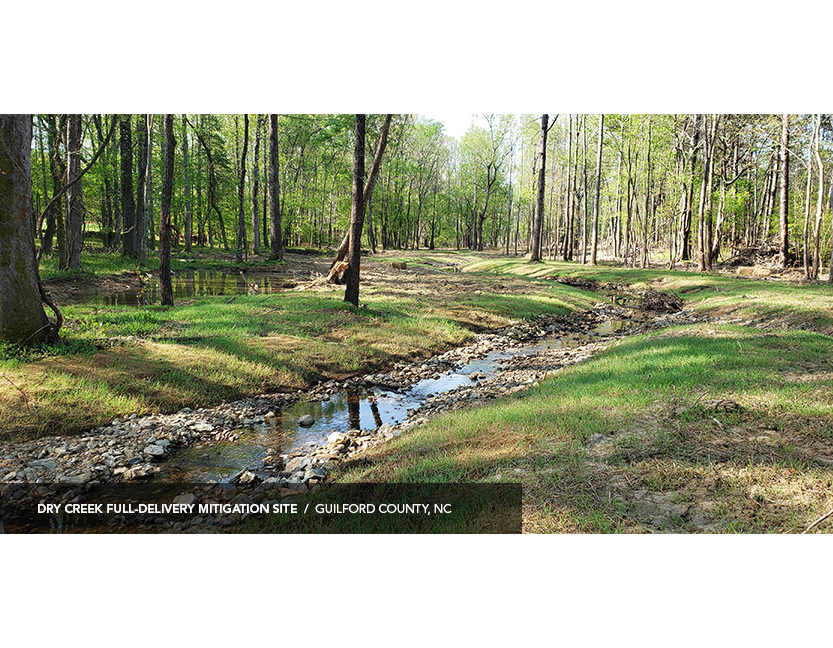 NC stream mitigation