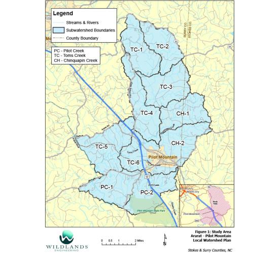 Ararat-Pilot Mountain Local Watershed Plan