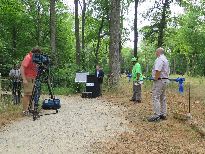 Reedy Creek Stream Restoration Project