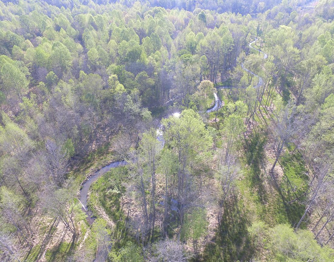 Charlotte, NC stream restoration